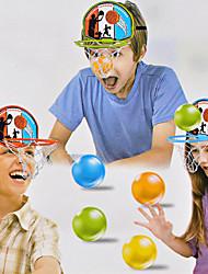 Недорогие -4 pcs Настольные игры Мягкие пластиковые Вечеринка Взаимодействие родителей и детей Домашние развлечения Логическая игра Дети Мальчики и девочки Игрушки Дары