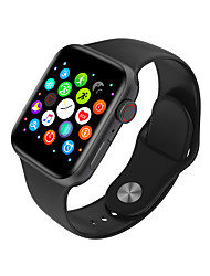 cheap -FT30 Men Women Smartwatch Android iOS 1.54 Inch Touch Screen Heart Rate Monitor Blood Pressure Measurement Hands-Free Calls Media Control Stopwatch Pedometer Call Reminder BluetoothSmart watch