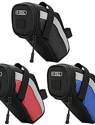 Недорогие -B-SOUL Сумка на бока багажника велосипеда Сумки на багажник велосипеда 4.8 дюймовый Велоспорт для Телефоны аналогичного размера Синия / Черный Черный / Красный Черный