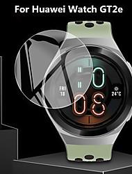 Недорогие -3 шт протектор экрана для huawei gt 2e sport / активное закаленное стекло прозрачное высокое разрешение (hd) царапинам / твердость 9 ч