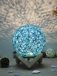 cheap -Baby & Kids' Night Lights Moon Star LED Lighting Light Up Toy Glow 5 V 3W USB Kid's Adults for Birthday Gifts and Party Favors  1 pcs