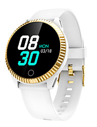cheap -JSBP C19  Women Smart Bracelet Smartwatch BT Fitness Equipment Monitor Waterproof with TWS Bluetooth Wireless Headphones Music Headphones for Android Samsung/Huawei/Xiaomi iOS Mobile Phone