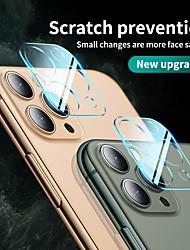 Недорогие -2 шт. 3d полная крышка объектива камеры протектор для iphone 11/11 pro / 11 pro max задняя прозрачная пленка hd закаленное стекло против царапин анти-отпечатков пальцев защитная пленка