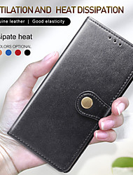 cheap -Magnetic Leather Wallet Flip Case for OnePlus 7 Pro OnePlus 7T Pro One Plus 7 One Plus 7T Card Holder Stand Phone Case Cover