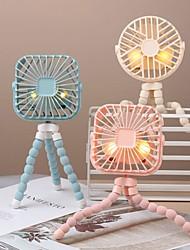 Недорогие -мини портативный висит форма осьминога стенд регулируемый ручной usb зарядка вентилятор кулер для детской коляски студенческого использования