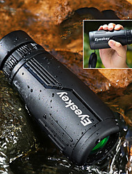 cheap -Eyeskey 8 X 42 mm Monocular Roof Night Vision Pro Multi-Resistant Coating 98.1/1000 m Fully Multi-coated BAK4 Camping / Hiking Outdoor Exercise Hunting and Fishing Silicon Rubber Spectralite ABS+PC