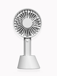 Недорогие -мини-фолд вентиляторы портативный ручной порт usb умный дом настольные электрические вентиляторы воздухоохладитель аккумуляторная открытый вентилятор