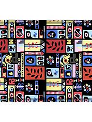 cheap -Colorful Folk Customs Print High Quality Memory Foam Bathroom Carpet and Door Mat Non-slip Absorbent Super Comfortable Flannel Bathroom Carpet Bed Rug