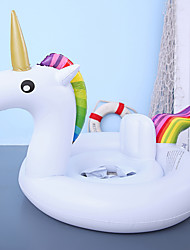 cheap -Water Play Equipment Inflatable Pool Float Inflatable Pool Kiddie Baby Pool Swimming Pool PVC(PolyVinyl Chloride) Summer Unicorn Unicorn Horse Pool Kid's Adults'