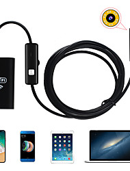 cheap -8mm Lens WiFi Endoscope Camera Waterproof IP67 Inspection Borescope Soft 3m Length for Android Iphone PC