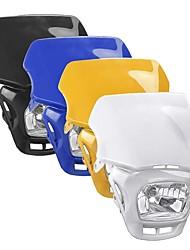 Недорогие -фара для мотоциклов, фара в сборе с лампочкой для всех спортивных двухместных мотоциклов ktm exc excf xcf xcw sx sxf smr / кавасаки