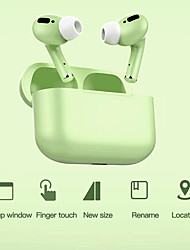 cheap -Airpods3 TWS True Wireless Earbuds Stereo Dual Drivers Auto Pairing Smart Touch Control  Bluetooth 5.0 Rename GPS Find My Devices (iOS) for Mobile Phone