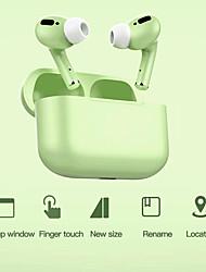 Недорогие -airpods3 tws действительно беспроводные наушники стерео с двумя драйверами автосопряжение smart touch control bluetooth 5.0 переименование gps найти мои устройства (ios) для мобильного телефона