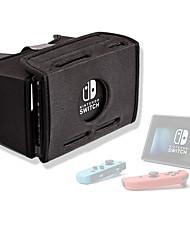 cheap -Game Accessories Kits For Nintendo 3DS / Nintendo Switch / Nintendo Switch Lite Creative Game Accessories Kits EVA 1 pcs unit