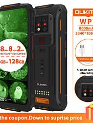 """cheap -OUKITEL oukitel wp7 6.53 inch """" 4G Smartphone ( 8GB + 128GB 8000 mAh mAh )"""