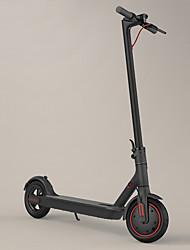 Недорогие -складной скутер xiaomi pro / срок службы батареи 45 км / 8,5-дюймовые пневматические шины спереди и сзади / соединение Bluetooth