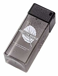 Недорогие -квадратный лист воды чашка простой портативный пластиковый стаканчик выпадения случайный напиток чашка 350 мл