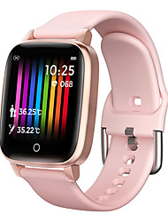 Недорогие -T1S Универсальные Смарт Часы Android iOS Bluetooth Водонепроницаемый Сенсорный экран Измерение кровяного давления Спорт Медобеспечение