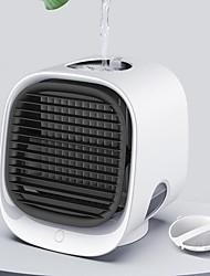 cheap -Portable Fan Mini Air Conditioner Fan Humidifiers Air Cooler Fans USB Cooler Table Fan For Office Refrigerating Device