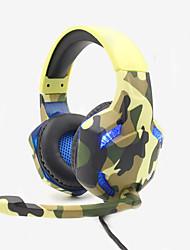 Недорогие -litbest g306 игровая гарнитура проводная стереосистема для игр