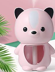 cheap -1Pc Non Contact Big Bear Humidifier/USB Mini Aromatherapy Humidifier/Home Office Mini Mute Humidifier