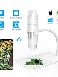 Недорогие -Цифровой микроскоп inskam316 1000x для беспроводного использования