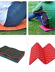 cheap -Picnic Pad Cushion Outdoor Camping Portable Lightweight Moistureproof Foldable XPE 38*27 cm for 1 person Camping / Hiking Hunting Fishing Spring Summer Purple Red Pink