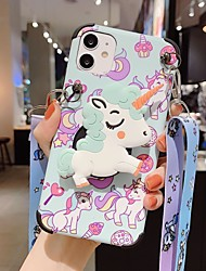 cheap -Phone Case For Apple Back Cover iPhone 11 Pro Max SE 2020 X XR XS Max 8 7 6 Pattern Cartoon TPU