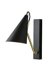 cheap -Modern / Nordic Style Wall Lamps & Sconces Living Room / Bedroom Metal Wall Light 110-120V / 220-240V 12 W