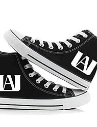 Недорогие -Обувь для косплэй My Hero Academy Battle For All / Boku нет героя Academia Косплей Аниме Обувь для косплэй холст Муж. / Жен. Костюмы на Хэллоуин