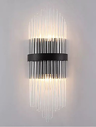 cheap -Crystal Wall Lamps & Sconces Bedroom / Shops / Cafes Metal Wall Light 110-120V / 220-240V 5 W