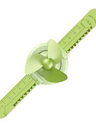 Недорогие -дети usb электрические часы вентилятор игрушки портативный мини мультфильм часы игрушка наручные вентилятор многофункциональный правитель дети лето кулер вентиляторы игрушки