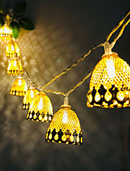 cheap -3M 20LED Pine Cone Acorn LED String Lights Battery Operated Fairy Light Christmas Wedding Garden Party Family Party Room Decoration Pendant Without Battery