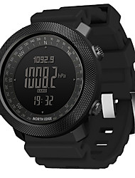cheap -NORTH EDGE Men's Military Watch Digital Digital Modern Style Sporty Casual Water Resistant / Waterproof Altimeter Thermometer / One Year / Silicone / Japanese