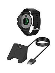 cheap -USB Fast Charger Holder Cable Wire Adapter Cradle For Garmin vivoactive 4 vivoactive 4S vivoactive 3 vivoactive 3 music