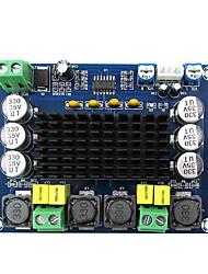 cheap -TPA3116D2 XH-M543 Dual-channel Stereo High Power Digital Audio Amplifier Board 2*120W Amplificador DIY Module 12V-24V