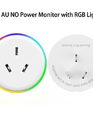 cheap -WiFi Smart Plug Outlet Wireless Power Socket Smart Life/Tuya App Remote Control Work with Alexa Google Home No Hub Required AU