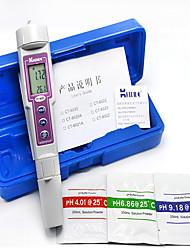 Недорогие -ct-6022 цифровая фотометавтоматическая температурная компенсация, диапазон температур от 0 до 14,00 ph, точность 0,02