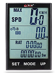 cheap -318 Bike Computer / Bicycle Computer Odo - Odometer Odometer Set Last Value of Odometer Road Bike Mountain Bike MTB Recreational Cycling Cycling