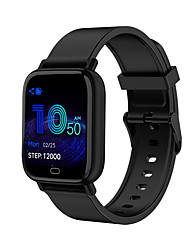 cheap -S282 Unisex Smartwatch Smart Wristbands Android iOS Bluetooth Waterproof Heart Rate Monitor Blood Pressure Measurement Sports Health Care Stopwatch Pedometer Call Reminder Activity Tracker Sleep