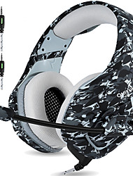 cheap -ONIKUMA K1 Camouflage PS4 Headset Bass Gaming Headphones Game Earphones Casque with Mic