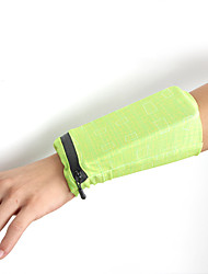 cheap -Phone Armband Running Armband for Running Hiking Outdoor Exercise Traveling Sports Bag Adjustable Waterproof Portable Polyester Men's Women's Running Bag Adults