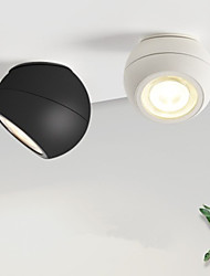 cheap -Led Ceiling Lamp Nordic Creative Living Room Hallway Porch Revolving Commercial Ceiling Downlight 7W