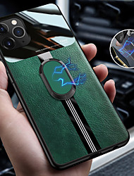 cheap -Case for iPhone 11Pro Max eye Protection Pattern Anti-fingerprint Mobile Phone Case for XS Max With Magnetic Ring Holder 6 7 8Plus SE2020 Protective Case