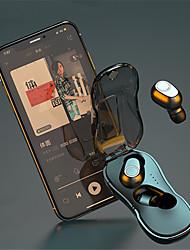 Недорогие -litbest b-02 tws true беспроводные наушники беспроводная связь Bluetooth 5.0 стерео с зарядным устройством для защиты от пота для спортивного фитнеса