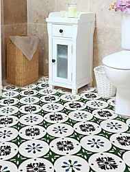 cheap -floor is pasted with waterproof wear-resistant and thickened tiles pasted with household kitchen and toilet self adhesive