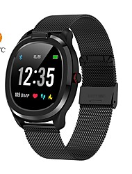 cheap -LITBest CT01 Men Smart Bracelet Smartwatch Android iOS Bluetooth Waterproof Touch Screen Heart Rate Monitor Blood Pressure Measurement Sports ECG+PPG Stopwatch Pedometer Call Reminder Activity Tracker