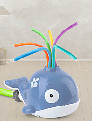 cheap -Sprinkler for Kids Water Play Toys Bath Toys Bathtub Toy Whale ABS Creative Summer for Toddlers, Bathtime Gift for Kids & Infants