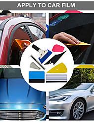 cheap -8PCS Car Window Tint Tools Kit Automotive professional color-changing film tool set 8-piece set film tool scraper