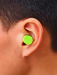 cheap -10 Pairs Comfort Soft Foam Ear Plugs Tapered Travel Sleep Noise Reduction Prevention Earplugs Sound Insulation Ear Protection